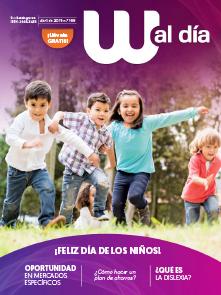 Revista W al día Edición 169 - ¡Feliz día de los niños!