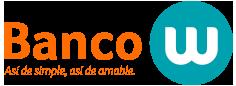 Logo Banco wwb asi de simple así de amable