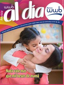 Imagen Revista WWB al día Edición 134-Nada vale más que mil besos de mamá