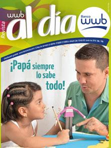 imagen Revista WWB al día Edición 135-¡Papá siempre lo sabe todo!