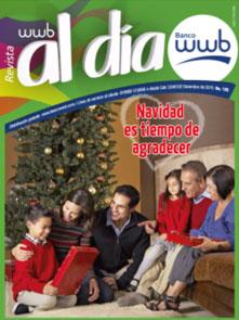 Imagen Revista WWB al día Edición 129-Navidad es tiempo de agradecer