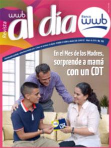 Imagen Revista WWB al día Edición 122-En el mes de las madres…