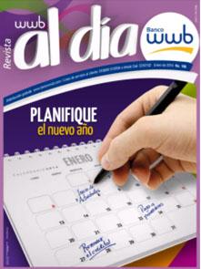 imagen Revista WWB al día Edición 106-Planifique el nuevo año…