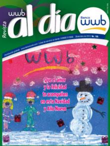 imagen Revista WWB al día Edición 105-Que el amor y la felicidad…