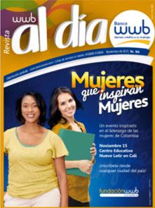 imagen Revista WWB al día Edición 104-Mujeres que inspiran mujeres