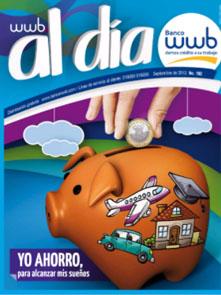 imagen Revista WWB al día Edición 102-Yo ahorro para alcanzar mis sueños