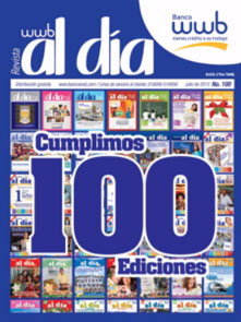 imagen Revista WWB al día Edición 100-Cumplimos 100 ediciones