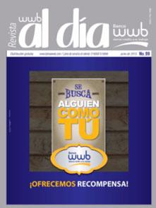 imagen Revista WWB al día Edición 99Se busca alguien como tú