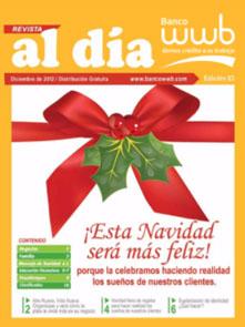 imagen Revista WWB al día Edición 93-¡Esta Navidad será más feliz!