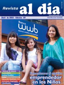 imagen Revista WWB al día Edición 87-Fomentemos el espíritu
