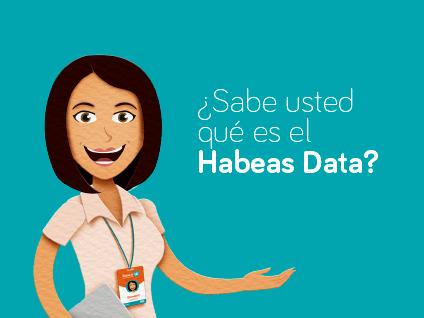 Imagen ¿Sabe usted qué es el Habeas Data?