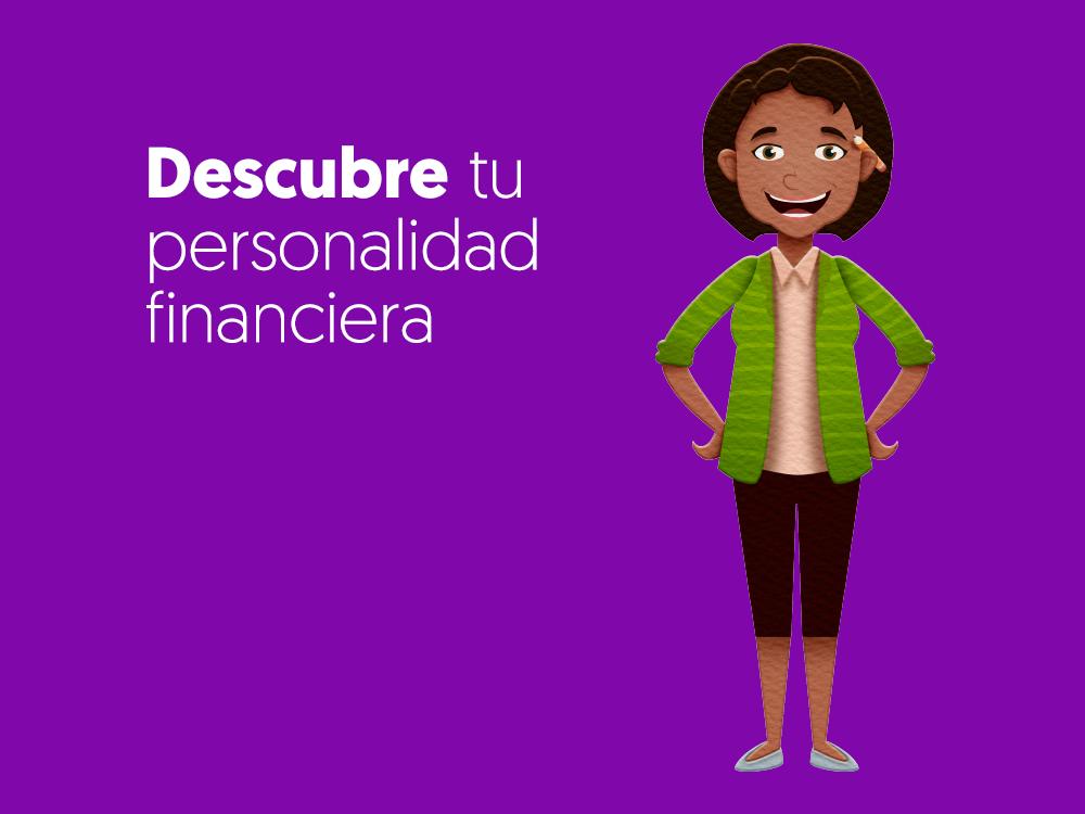 Imagen Descubre tu personalidad financiera