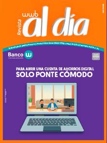 Revista WWB al día Edición 164 Para abrir una cuenta de ahorros