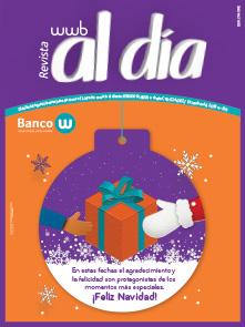 Revista WWB al día Edición 165 En estas fechas el agradecimiento