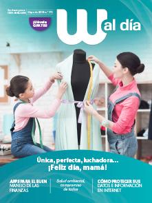 Revista W al día - Única, perfecta, luchadora... ¡Feliz día Mamá!