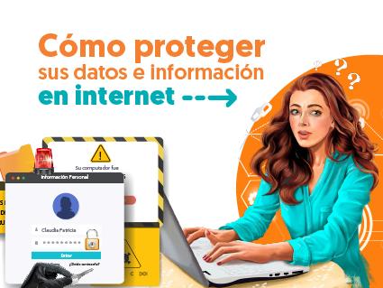 Imagen Como proteger sus datos e informaciones
